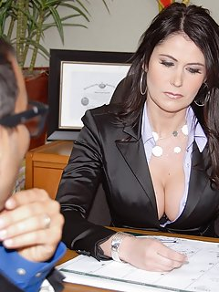 Milf in Uniform Pictures